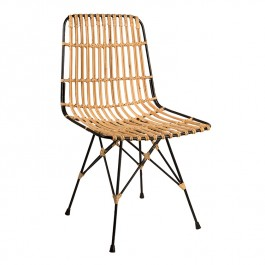 Dutchbone Dining Chair Kubu