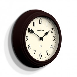 Newgate Pimlico Chocolate Wall Clock