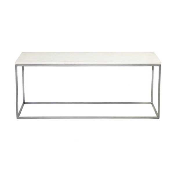 Content by conran marble coffee table chelsea 4 living for Coffee tables quick delivery
