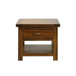 Kember Acacia Side Table