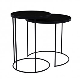 Notre Monde Nesting Tray Tables High