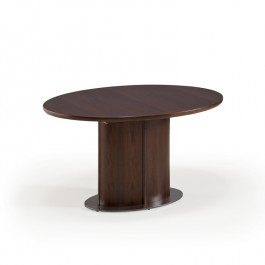 Skovby Walnut Extending Dining Table #72