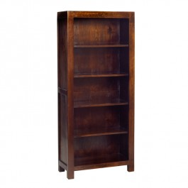 Toko Dark Mango Large Bookcase