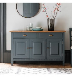 Gallery Bronte 3 Door 2 Drawer Sideboard