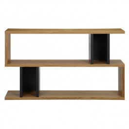 Conran Counter Balance Console Table - Charcoal