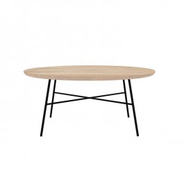 Oak Coffee Table Disc