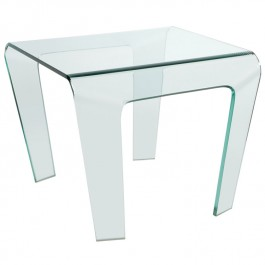Glass Lamp Table - Xeon