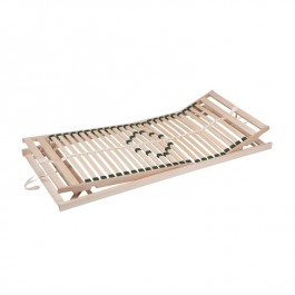 Adjustable Sprung Slatted Base - Ergoflex
