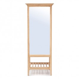 Oak Cheval Mirror Spirit