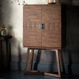Gallery Boho Retreat Cocktail Cabinet